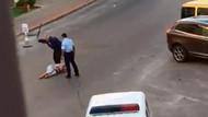 Antalya'da Kırgız kadını döven polis tahliye edildi