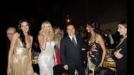 Bunga Bunga'nın çekimleri başladı! Berlusconi'nin çapkınlık partileri bu filmde
