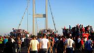 15 Temmuz Şehitler Köprüsü sanıkları hakim karşısında