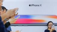 iPhone X, Apple hisselerini uçurdu