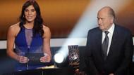 Hope Solo'dan eski FIFA başkanı Blatter'a taciz suçlaması