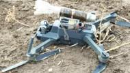 Son dakika: PKK'nın bomba yüklü drone'u düşürüldü