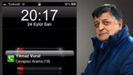 Yılmaz Vural 19 cevapsız çağrı capsi için ilk kez konuştu
