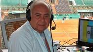 Tenis maçlarının sunucusu Fahri İkiler hayatını kaybetti
