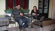 Eski aşıklar Pelin Öztekin ve Kıvanç Baran Arslan'ın zayıflık yarışı