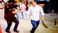 Palalı saldırgan Sabri Çelebi ayağından vuruldu