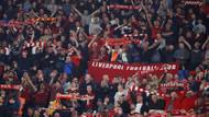 Sevilla-Liverpool maçında İngiliz kadın taraftara taciz derecesinde arama