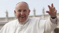 Papa selfie'yi yasakladı