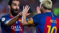 Messi Arda Turan'la ilgili konuştu: Bizim için çok faydalı