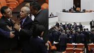Meclis'te Reza Zarrab kavgası! Sesler yükseldi, arbede çıktı