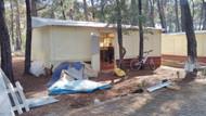 Akyaka Orman Kampına sabah operasyonu