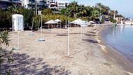 Bodrum'da halk plajının kiralanmak istenmesine tepki