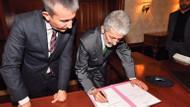 Ankara'nın yeni başkanı tüm bürokratların istifasını istedi