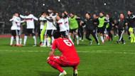 Beşiktaş taraftarı Liverpool'u trolledi: Güle Güle Liverpool