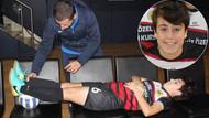 Beyin kanaması geçiren liseli futbolcu Zeynep'ten acı haber
