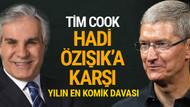 Yılın komedisine aday olacak dava: Apple Elmaelma'ya karşı!