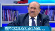 Burhan Kuzu'ya göre Gezi'yi 3. havalimanını kıskanan Almanlar yaptı