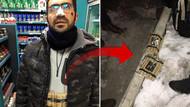 Erzurum'da garip olay! Bomba süsü verilen düzenekle yakalandı ben YouTuber'im dedi