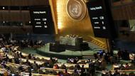 BM'deki Kudüs oylamasında hangi ülkenin oyu ne oldu?