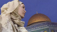 Son Mücahit Gamze Özçelik Kudüs'te