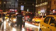 Yılbaşı öncesinde İstanbul genelinde asayiş önlemleri