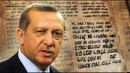 Sosyal medyayı sallayan yazı: 1900 yıllık Tevrat Erdoğan'ın elinde mi? Dünyayı sarsacak sır ne?