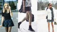 Kendall Jenner giydi, trend oldu: File çorap modasının detayları