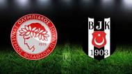 Sosyal medyada Beşiktaş - Olympiakos eşleşmesiyle ilgili paylaşımlar