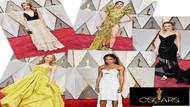 89. Oscar Ödül Töreni Kırmızı Halı Şık ve Rüküşleri