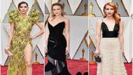 Oscar Ödülleri gecesinin en şık ve en rüküşleri..