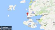 Son dakika: Çanakkale Ayvacık açıklarında 5,2 büyüklüğünde deprem