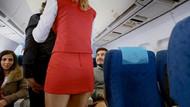 Uçaklara yabancı hostesler geliyor!