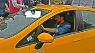 Ferman Toprak, taksi şoförü oldu