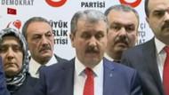 BBP referandum kararını resmen açıkladı!