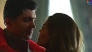 Aşk sahneleri sosyal medyada olay oldu
