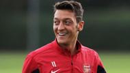Son dakika: Mesut Özil'den Alman gazeteciye tokat gibi yanıt!