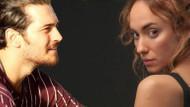 Çağatay Ulusoy ve sevgilisi Duygu Sarışın'ın boğaz keyfi