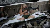 Bu orduda kadın erkek aynı koğuşta kalıyor! Eşi benzeri yok