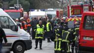 Fransa'da okulda ateş açıldı, yaralılar var