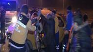 Son dakika: Ümraniye TEM Otoyolu'nda feci kaza: 5 yaralı