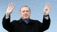 Cumhurbaşkanı Erdoğan'a gazilik unvanı