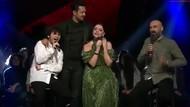 Hadise ve Dodan Özer'in O Ses Türkiye finalindeki olay düeti!