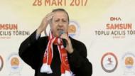 Erdoğan: Ne ayrımcılığı Kılıçdaroğlu'nun kendisi Alevi