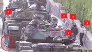 15 Temmuz'un Genelkurmay görüntülerini 092660 plakalı tankla ezip yakmışlar