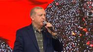 Erdoğan: Ben istesem yarın Almanya'ya gelirim ve...