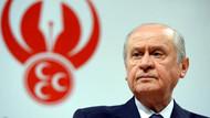 Bahçeli: Türklük için Erdoğan'ın yanındayım
