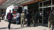 PYD Münbiç'ten Türk askerine saldırdı! Yaralı askerler var..
