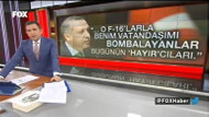 Fatih Portakal: Erdoğan bana katil diyor, kabul etmiyorum