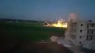 Son dakika: Suriye rejim güçlerinden İdlib'e kimyasal silahlı saldırı