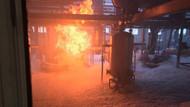 Son dakika... Tekirdağ'da tekstil fabrikasında patlama
